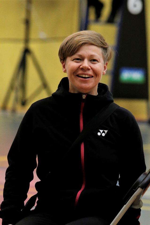 Katarzyna Garbacka została stypendystką BEC Centre of Excellence
