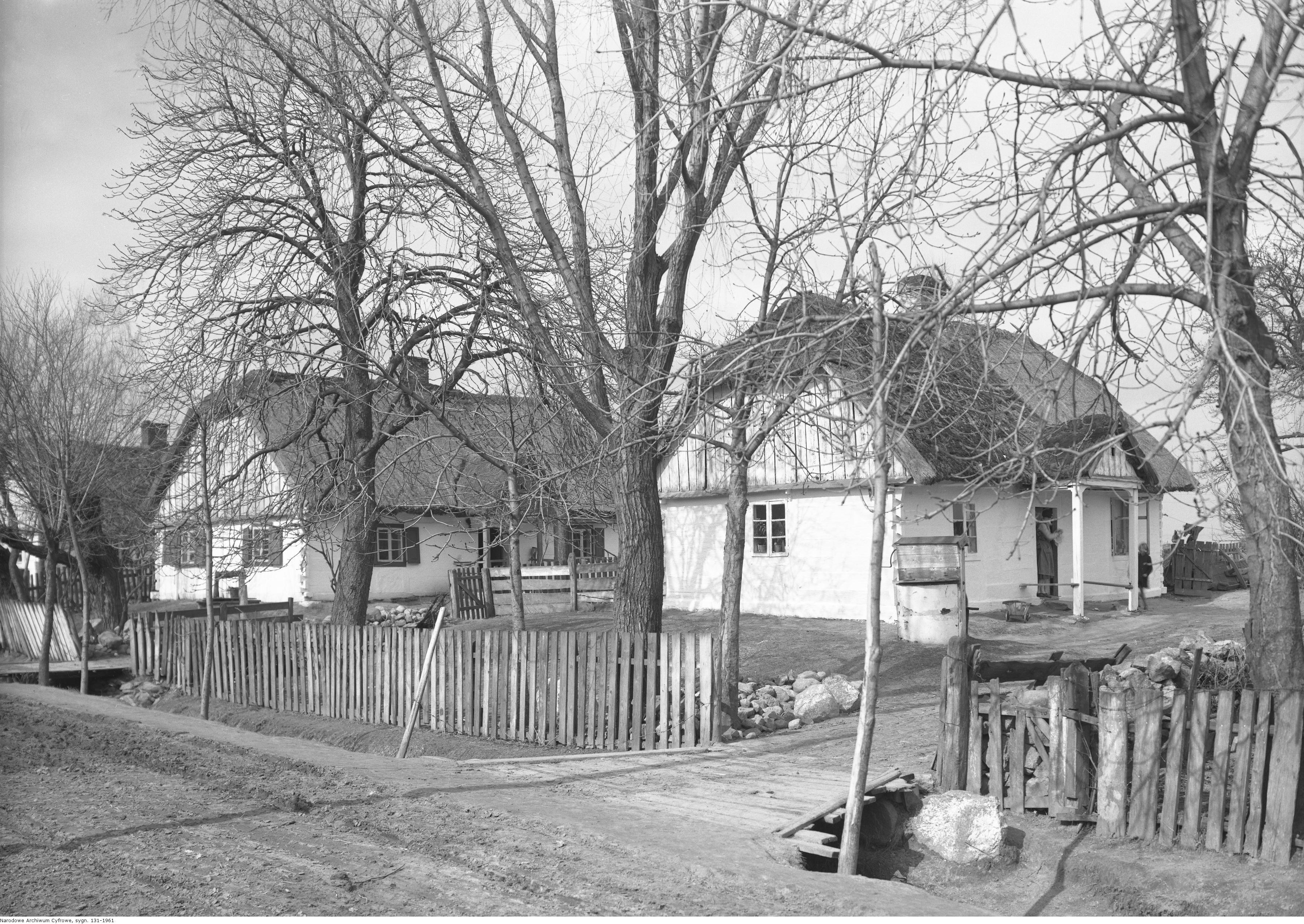 Chaty w Chylicach 1934 – Historia