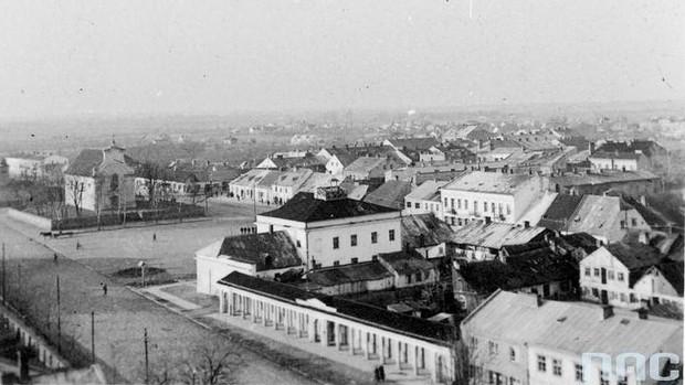 Żydzi w  Górze Kalwarii – Historia
