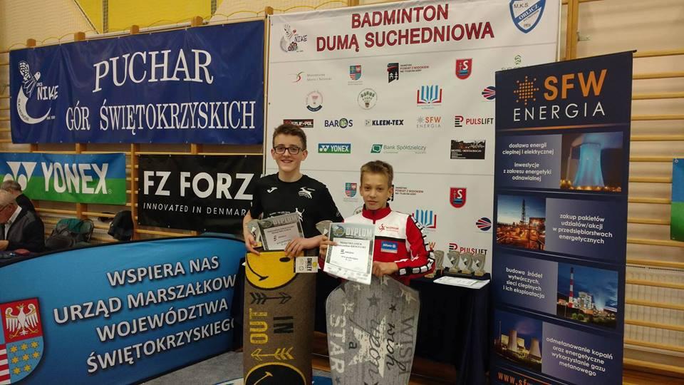 Puchar Gór Świętokrzyskich – KS Hubertus Zalesie Górne