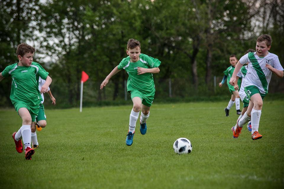 Piaseczno – Liga orlików – Hubertus vs. Green