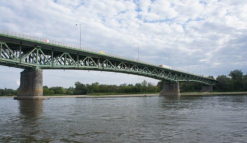 Uwaga na utrudnienia na moście w Górze Kalwarii